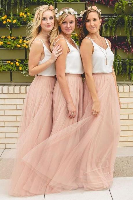 Charming Prom Dress,Sleeveless Prom Dress,Sexy party Dresses,Evening Formal Dress,Bridesmaid dress