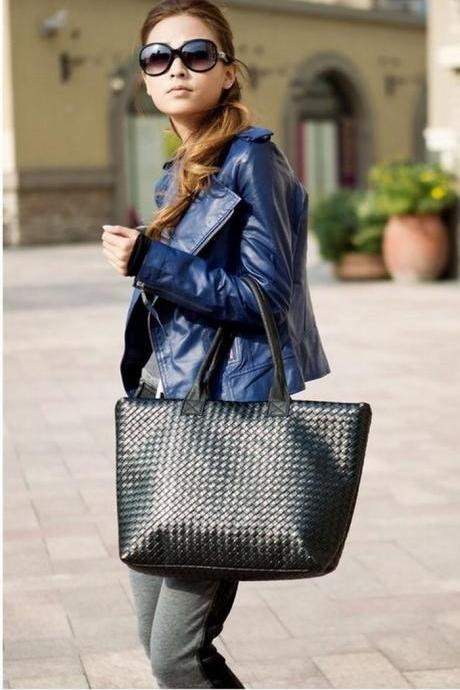 New Fashion black Handbags Casual Bags women bags T26