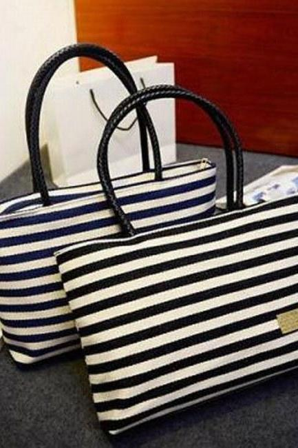 Fashion women canvas casual bags handbags T65